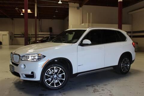2018 BMW X5 for sale at SELECT MOTORS in San Mateo CA
