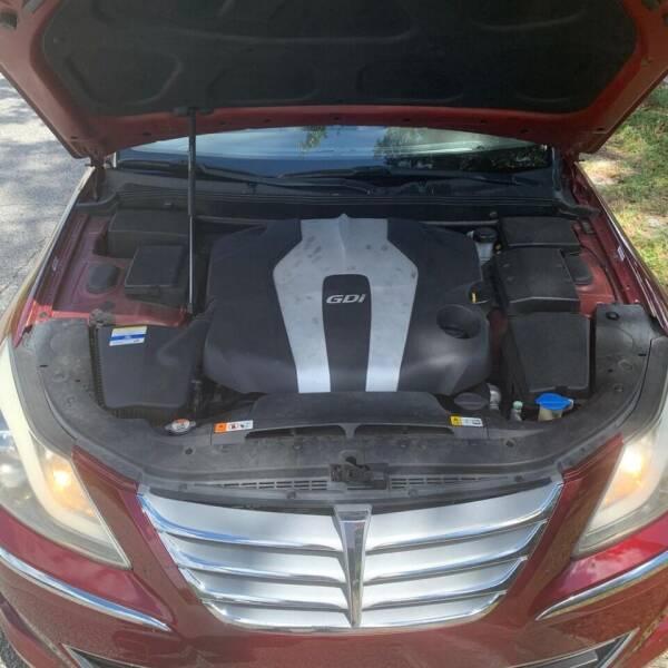 2012 Hyundai Genesis for sale at Lakeview Motors in Clarksville VA