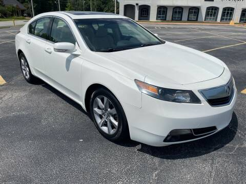 2012 Acura TL for sale at H & B Auto in Fayetteville AR