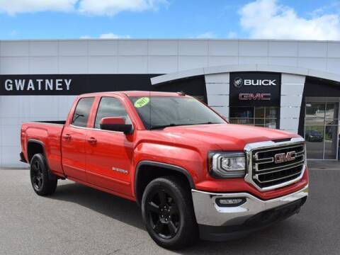 2017 GMC Sierra 1500 for sale at DeAndre Sells Cars in North Little Rock AR
