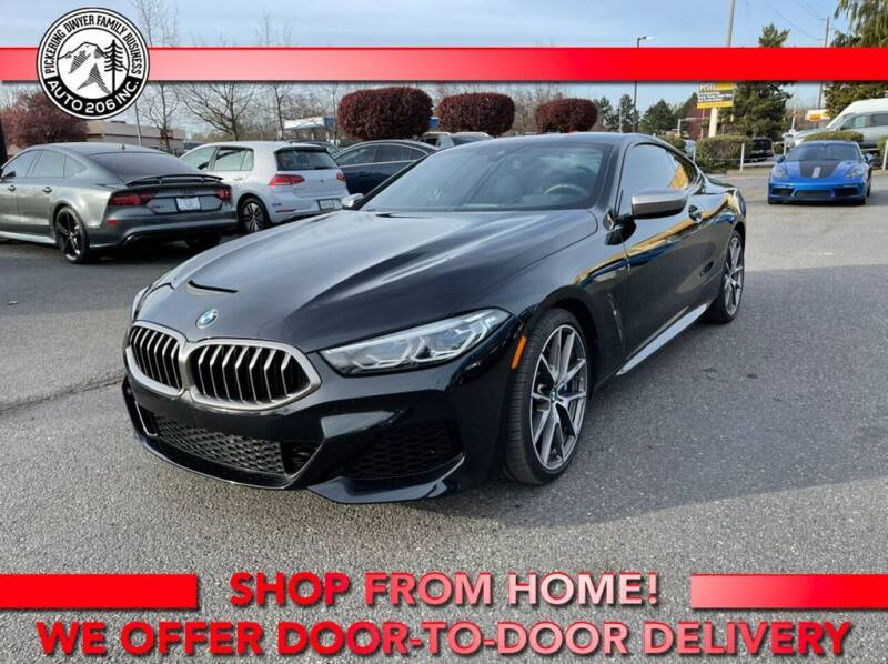 2020 BMW 8 Series for sale at Auto 206, Inc. in Kent WA