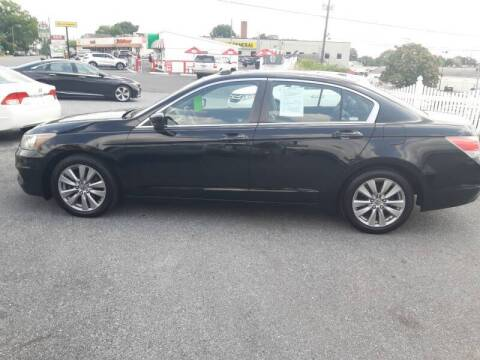 2011 Honda Accord for sale at Automotive Fleet Sales in Lemoyne PA