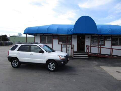 2005 Kia Sportage for sale at Jim's Cars by Priced-Rite Auto Sales in Missoula MT