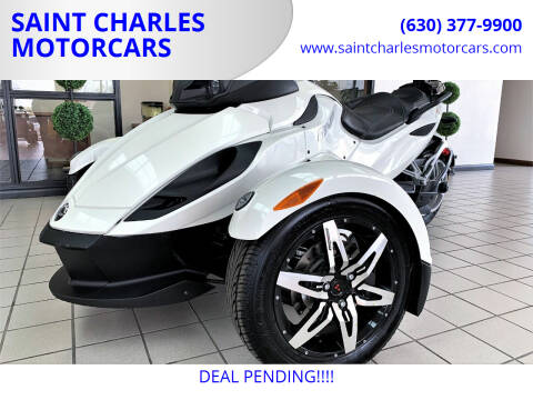 2010 Can-Am RS-S for sale at SAINT CHARLES MOTORCARS in Saint Charles IL