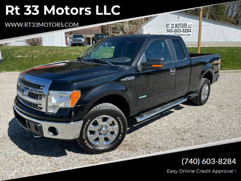 2013 Ford F-150 for sale at Rt 33 Motors LLC in Rockbridge OH