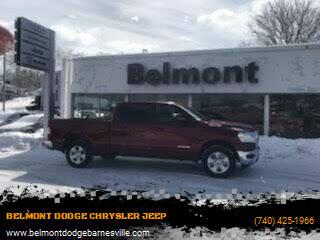 2021 RAM Ram Pickup 1500 for sale at BELMONT DODGE CHRYSLER JEEP RAM in Barnesville OH