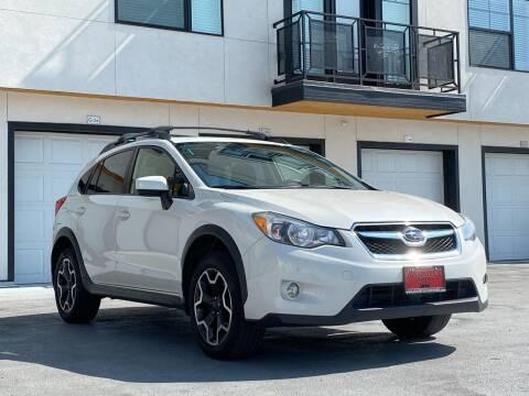 2015 Subaru XV Crosstrek for sale at Avanesyan Motors in Orem UT