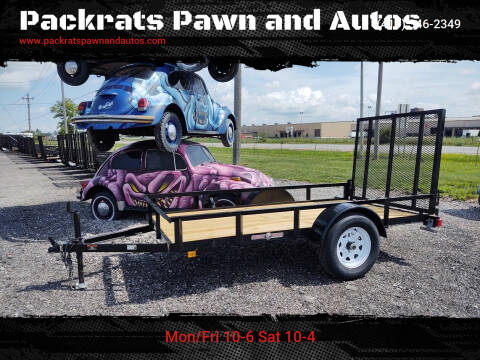 2020 Currahee Trailers Inc. L510 for sale at Packrats Pawn and Autos in Defiance OH