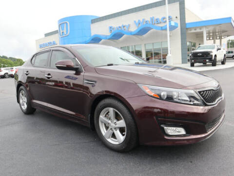 2015 Kia Optima for sale at RUSTY WALLACE HONDA in Knoxville TN