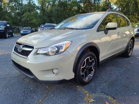 2014 Subaru XV Crosstrek for sale at Atlanta's Best Auto Brokers in Marietta GA