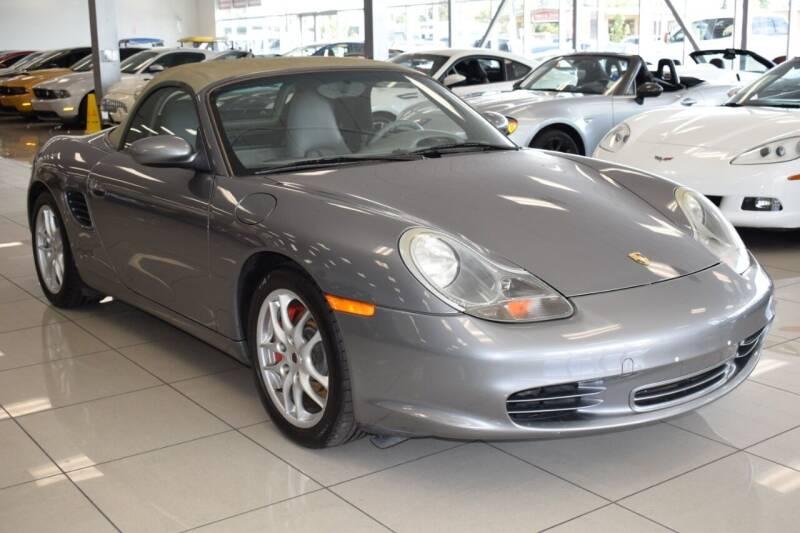 2004 Porsche Boxster for sale at Legend Auto in Sacramento CA