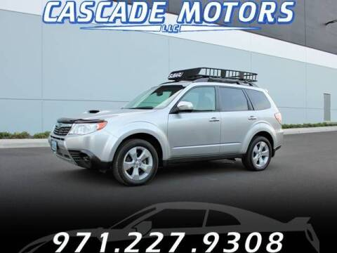 2010 Subaru Forester for sale at Cascade Motors in Portland OR