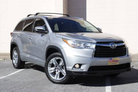 2016 Toyota Highlander Hybrid for sale at El Compadre Trucks in Doraville GA