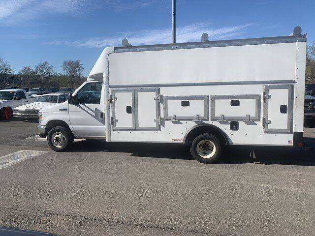 2018 Ford E-Series Chassis for sale at FUELIN FINE AUTO SALES INC in Saylorsburg PA