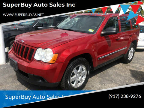 2010 Jeep Grand Cherokee for sale at SuperBuy Auto Sales Inc in Avenel NJ