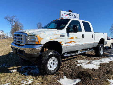 2003 Ford F-350 Super Duty for sale at Boardman Auto Exchange in Youngstown OH