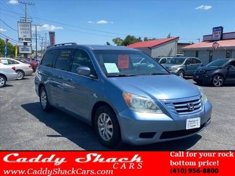 2010 Honda Odyssey for sale at CADDY SHACK CARS in Edgewater MD