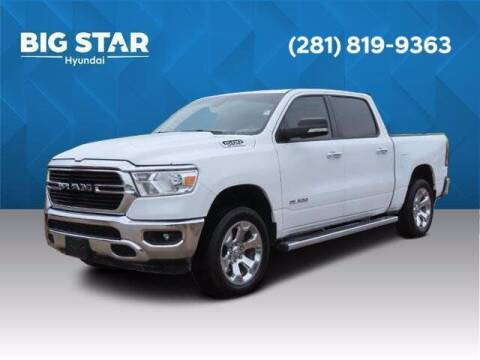 2020 RAM Ram Pickup 1500 for sale at BIG STAR HYUNDAI in Houston TX
