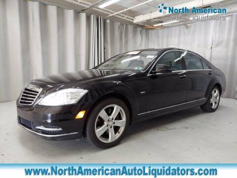 2012 Mercedes-Benz S-Class for sale at North American Auto Liquidators in Essington PA