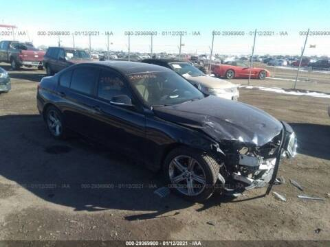 2014 BMW 3 Series for sale at STS Automotive in Denver CO