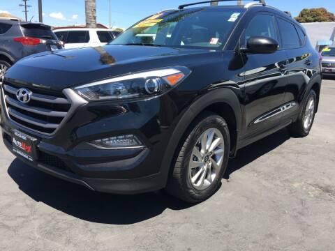 2016 Hyundai Tucson for sale at Auto Max of Ventura in Ventura CA