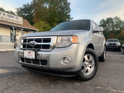 2009 Ford Escape for sale at Mega Motors in West Bridgewater MA