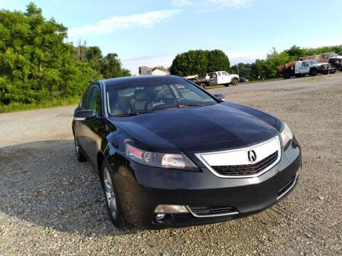 2012 Acura TL for sale at Oxford Motors Inc in Oxford PA