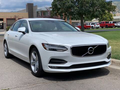 2018 Volvo S90 for sale at A.I. Monroe Auto Sales in Bountiful UT