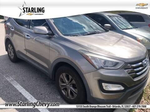 2014 Hyundai Santa Fe Sport for sale at Pedro @ Starling Chevrolet in Orlando FL