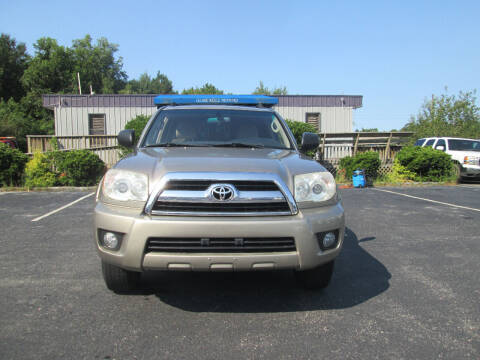 2008 Toyota 4Runner for sale at Olde Mill Motors in Angier NC