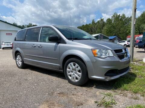 2015 Dodge Grand Caravan for sale at Deals On Wheels Autos and RVs in Standish MI