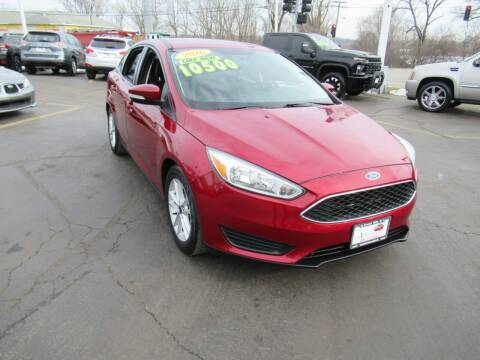 2016 Ford Focus for sale at Auto Land Inc in Crest Hill IL