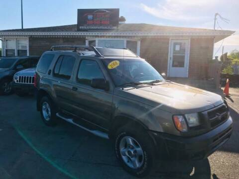 2001 Nissan Xterra for sale at I57 Group Auto Sales in Country Club Hills IL