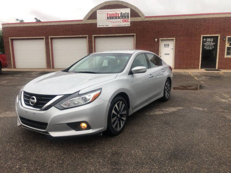 2017 Nissan Altima for sale at Family Auto Finance OKC LLC in Oklahoma City OK