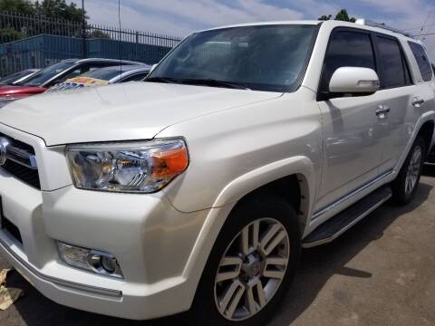 2013 Toyota 4Runner for sale at Ournextcar/Ramirez Auto Sales in Downey CA