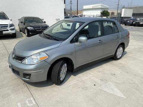 2011 Nissan Versa for sale at Hunter's Auto Inc in North Hollywood CA