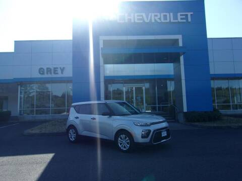 2020 Kia Soul for sale at Grey Chevrolet, Inc. in Port Orchard WA