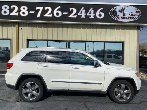 2012 Jeep Grand Cherokee for sale at AutoWorld of Lenoir in Lenoir NC