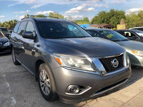 2015 Nissan Pathfinder for sale at Auto Export Pro Inc. in Orlando FL