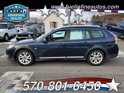 2010 Saab 9-3 for sale at FUELIN FINE AUTO SALES INC in Saylorsburg PA