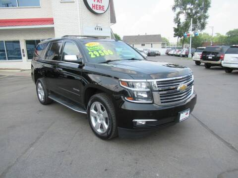 2015 Chevrolet Tahoe for sale at Auto Land Inc in Crest Hill IL