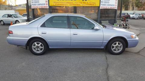 1998 Toyota Camry for sale at Shick Automotive Inc in North Hills CA
