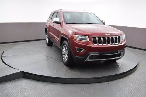 2015 Jeep Grand Cherokee for sale at Hickory Used Car Superstore in Hickory NC