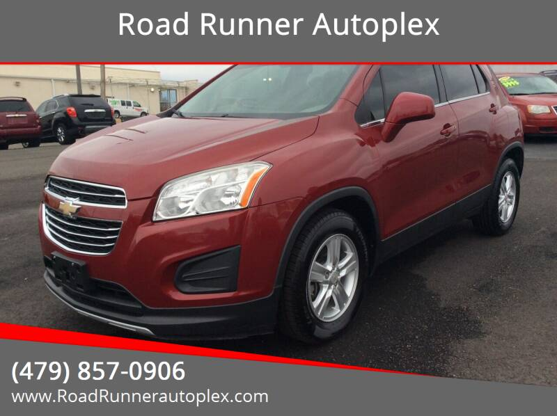2015 Chevrolet Trax for sale at Road Runner Autoplex in Russellville AR