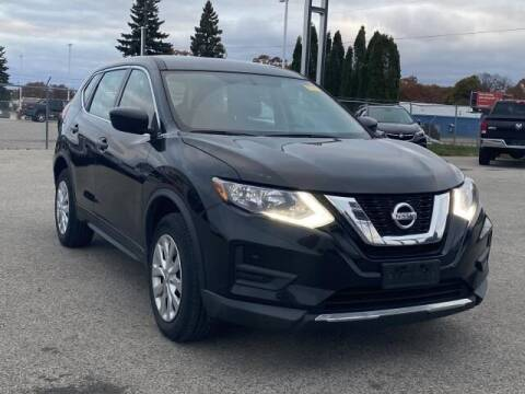 2017 Nissan Rogue for sale at Betten Baker Preowned Center in Twin Lake MI
