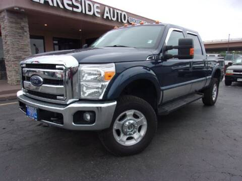 2015 Ford F-250 Super Duty for sale at Lakeside Auto Brokers in Colorado Springs CO