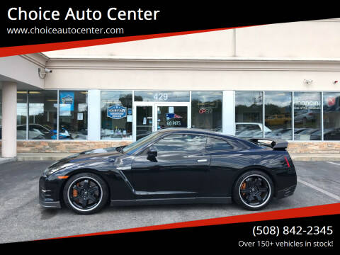 2014 Nissan GT-R for sale at Choice Auto Center in Shrewsbury MA
