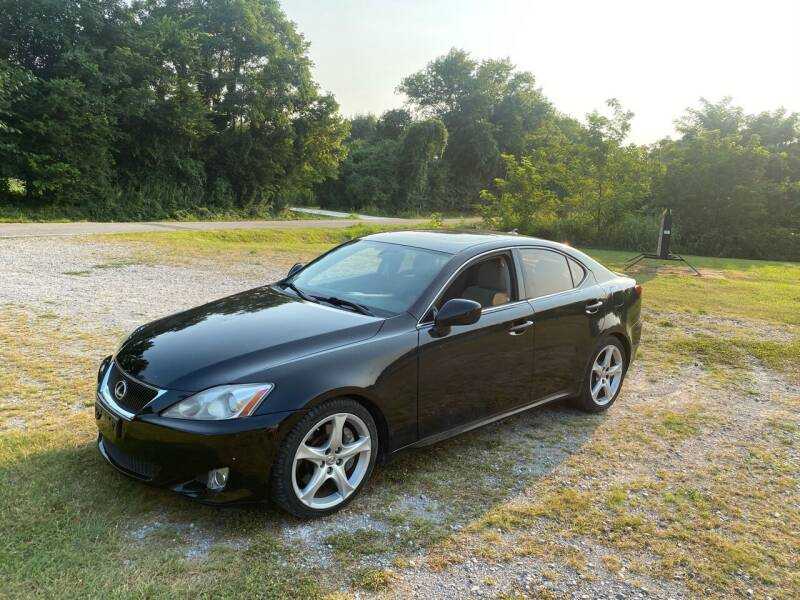 2008 Lexus IS 350 for sale at Tennessee Valley Wholesale Autos LLC in Huntsville AL