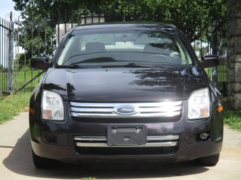 2007 Ford Fusion for sale at Blue Ridge Auto Outlet in Kansas City MO