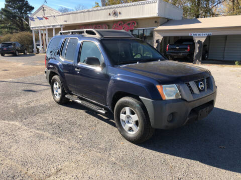 2007 Nissan Xterra for sale at Townsend Auto Mart in Millington TN